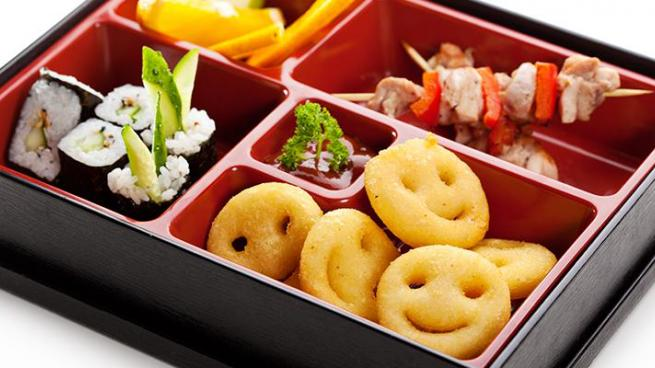 kids food tray
