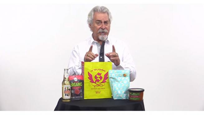 Phil Lempert Food Reviews New Products
