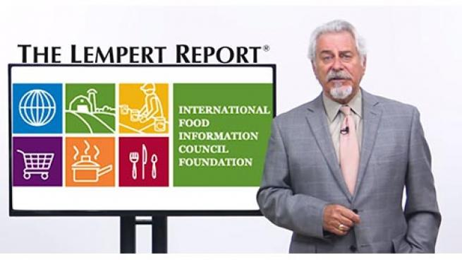 Phil Lempert International Food Information Council Foundation Healthy Eating Nutrition Consumers Age 50+