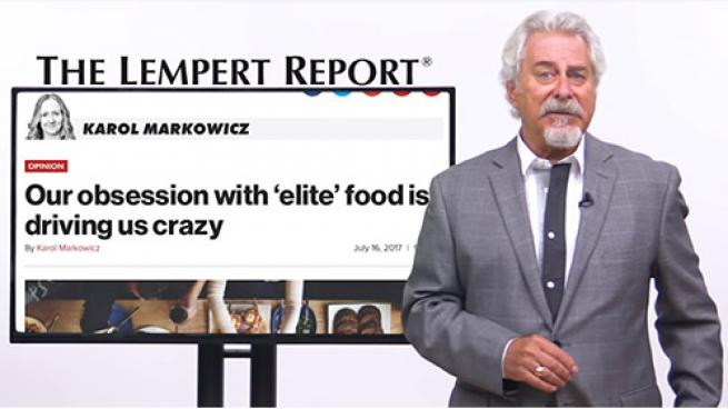 Phil Lempert Foodies