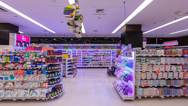 Connected Lighting Enhances High Tech Grocery Store Experiences Progressive Grocer