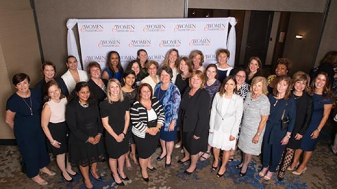 YWCA TWIN Award Winners