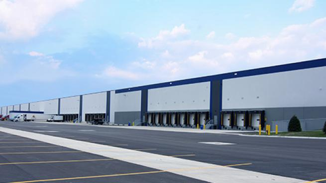 Penske Kroger Distribution Center