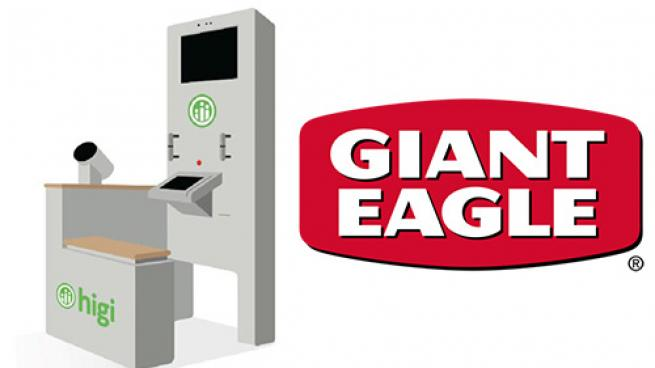 Giant Eagle Higi