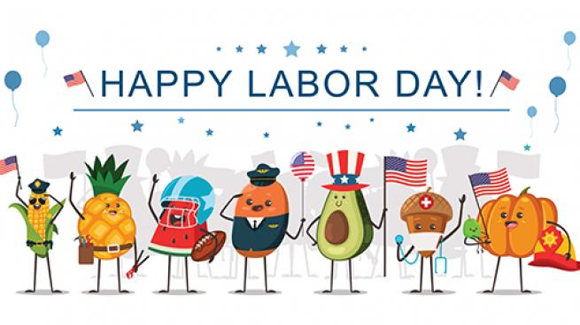 Happy Labor Day From Pg Progressive Grocer