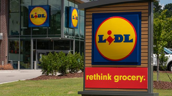 Lidl Wake Forest NC