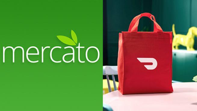 Mercato, DoorDash Partner in Ecommerce for Independent Grocers