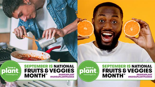 September Renamed National Fruits and Veggies Month