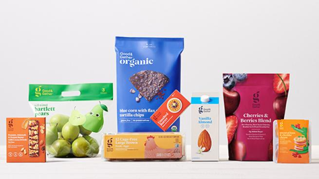 Target Unveils Flagship Grocery Brand