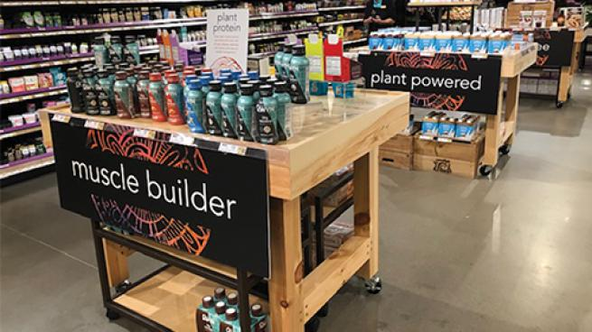 Wegmans Grocers Improve Sports Nutrition as Consumer Needs, Products Evolve
