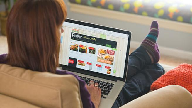 Online Grocery Still Rare in the U.S.