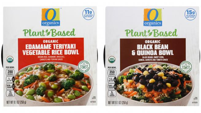 Albertsons Rolls Out Certified Plant Based Foods Line
