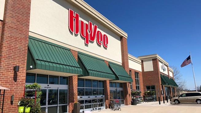 Hy-Vee Remodeling Kansas City Metro Stores
