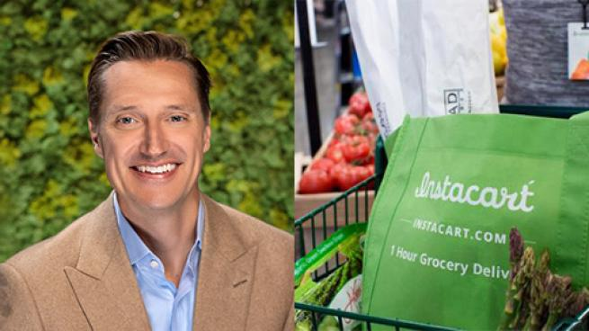 Instacart Adds Chief Revenue Officer from Amazon