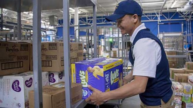 Walmart Launches Delivery