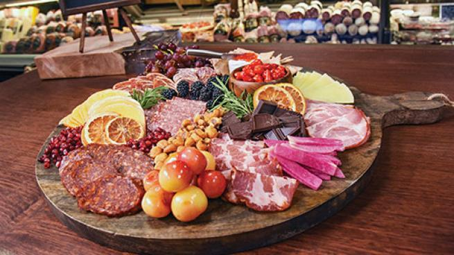 Destination: Get 'On Board' with the Charcuterie Trend