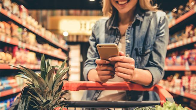 Marrying Bricks and Clicks for Grocery Growth