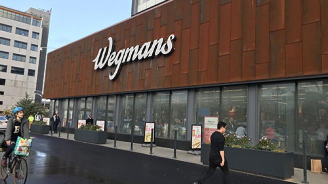 Gallery: Wegmans Opens in Brooklyn, N.Y.