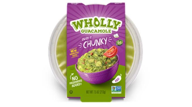 Wholly Guacamole Bowls