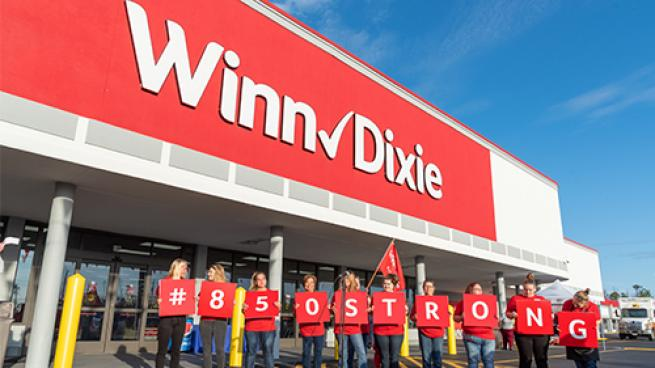 Winn-Dixie Opens Stores Closed Since Hurricane Michael, CEO Talks Taproom Concept