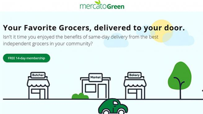 Mercato Adds Unlimited Same-Day Delivery Program for Independent Grocers