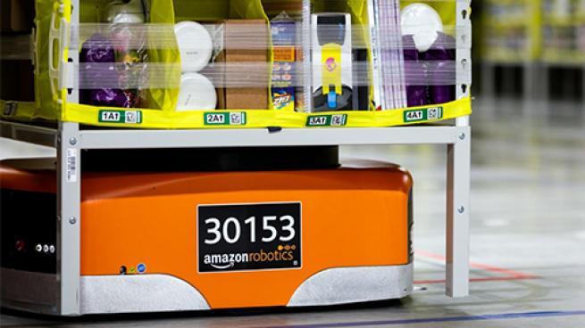 Amazon to Open Robotics Innovation Hub in Massachusetts