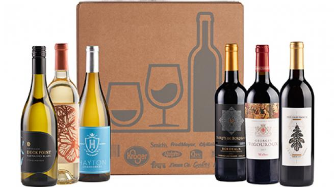 Kroger Wine Expands Ship-to-Home Delivery