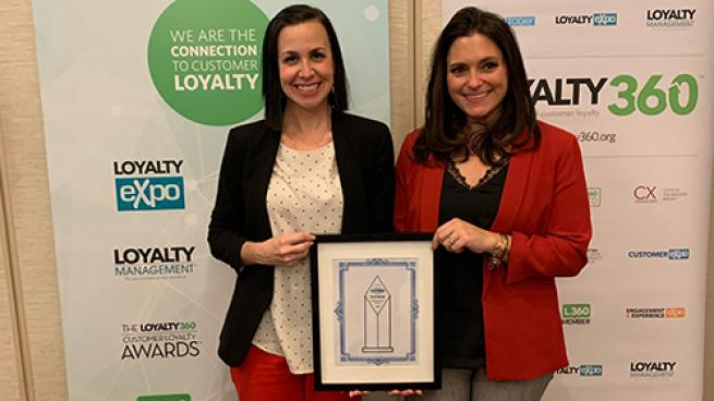 Giant Choice Rewards Recognized at 2019 Loyalty360 Customer Expo