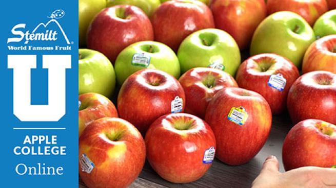 Stemilt U Provides Online Produce Category Training