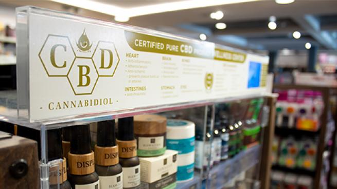 How to Merchandise CBD Products