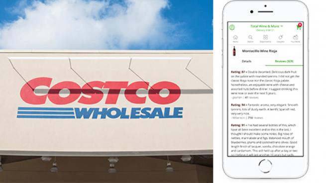 Costco Adds Same-Day Alcohol Delivery