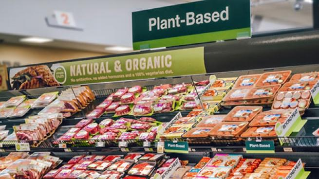 Kroger Plant-Based Meat Test Goes Live