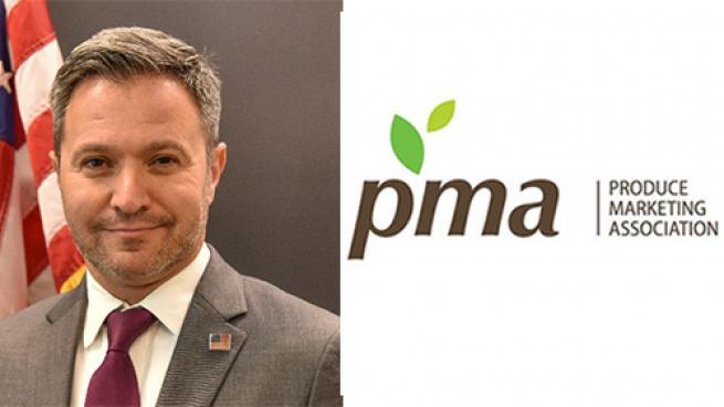Produce Marketing Association Names New Chief Science Officer