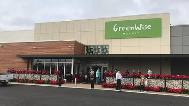 GreenWise Market Makes Grand Entrance in Publix Hometown