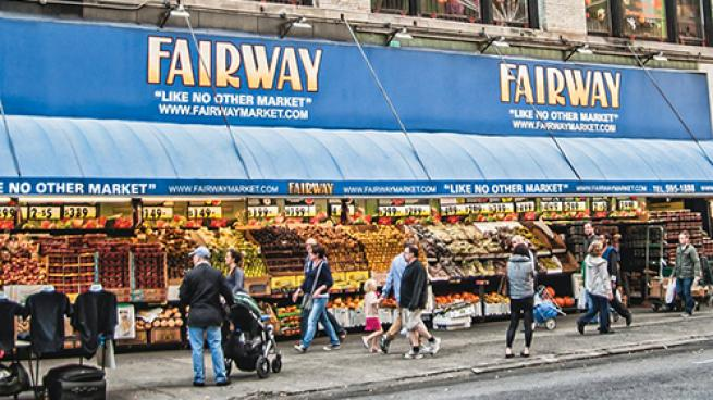 Fairway to Sell 5 Stores, Distribution Center to ShopRite Operator