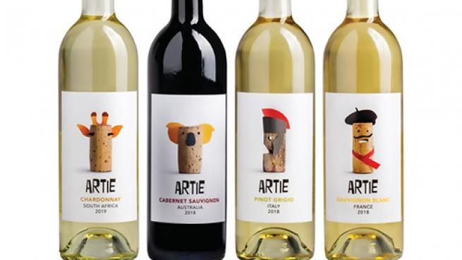Giant Food Boosts Private Brands With Wine