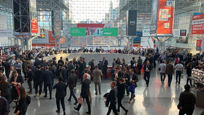 NRF Day 2: 5 Trends From the Innovation Lab