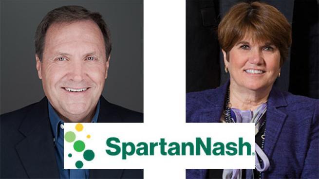SpartanNash Names David Sisk President, MDV