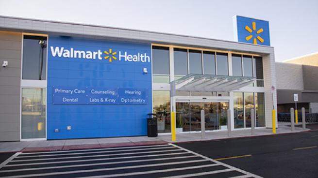 2nd Walmart Health Center Opens in GA