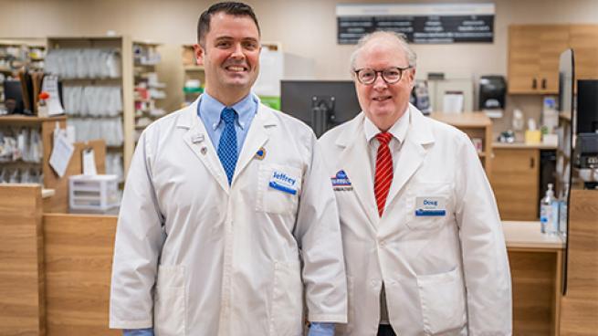 Kroger Pharmacists Now Testing for Strep, Flu