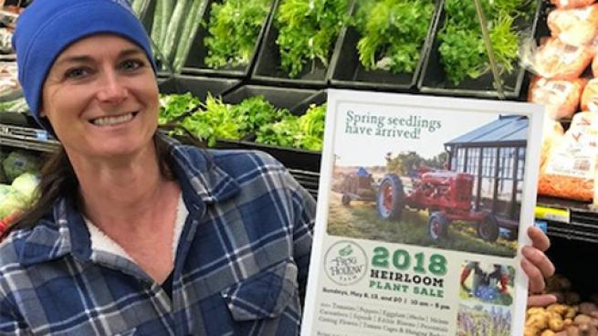 2020 Outstanding Independents, Local: Roots Market and Walla Walla's Harvest Foods