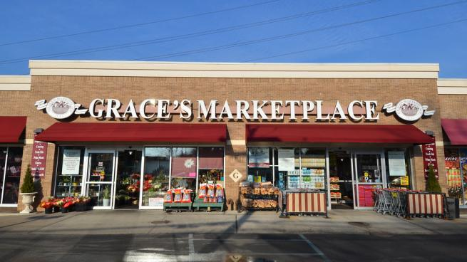 Grace's Marketplace Launches Grocery Delivery