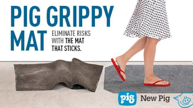 Pig Grippy Mat