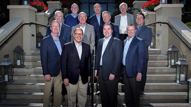 Topco Reveals 2020 Board of Directors