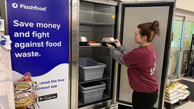 SpartanNash Targets Reducing Food Waste With Flashfood