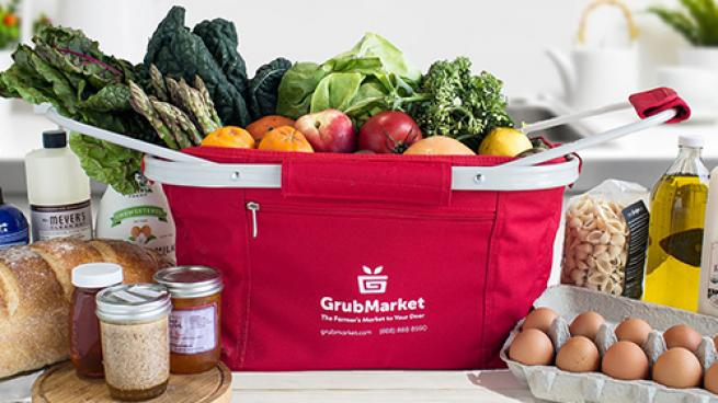 GrubMarket's Latest Expansion Focuses on Organic Produce
