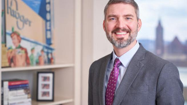 Kroger Names New Corporate Affairs Chief
