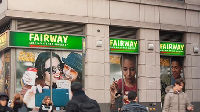 Amazon Eying 4 Fairway Locations