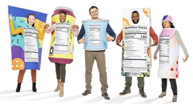 FDA Kicks Off Nutrition Facts Label Campaign