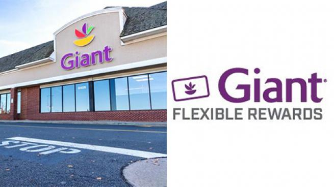 Giant Adds Flexibility to Its Rewards Program